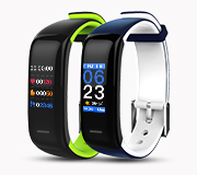 JSK-P1 Plus Smart Wristband Watch For Android Or iOS