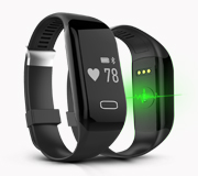 JSK-H3 Heart Rate Monitor Smartband For Healthy
